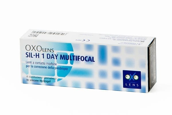 1_OXOLENS SIL H 1 DAY MULTIFOCAL (30 pack)