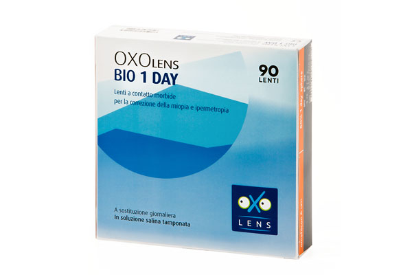 3_OXOLENS BIO 1 DAY (90 pack)