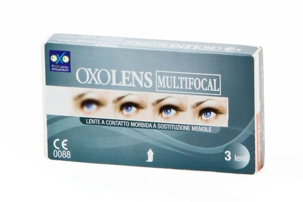 3_OXOLENS MULTIFOCAL (3 pack)