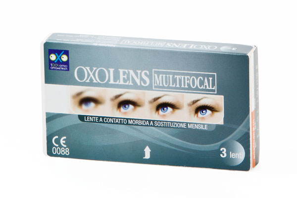 3_OXOLENS MULTIFOCAL (3 pack)