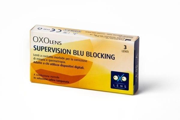 quantità limitata Garanzia di soddisfazione al 100% immagini ufficiali OXOLens SUPERVISION BLUBLOCKING (3 pack) - OXO Italia